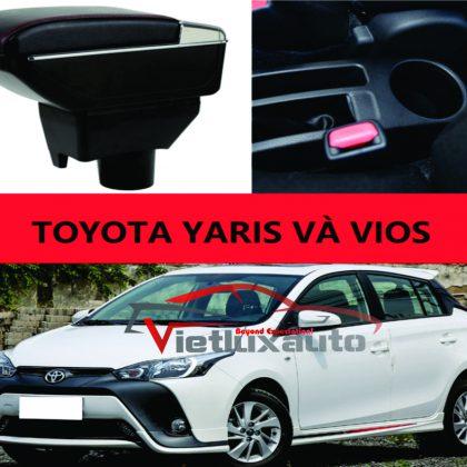 Hộp Tỳ Tay Toyota Yaris và Vios
