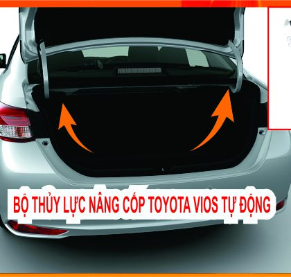 Bộ Thủy Lực Nâng Cốp Xe Toyota Vios Tự Động