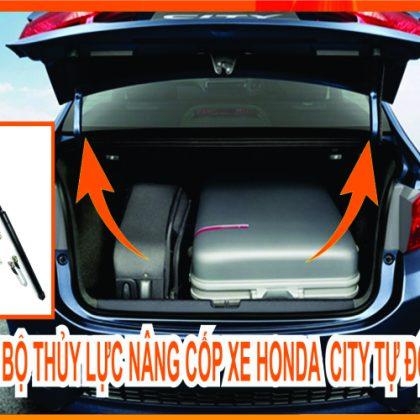 Bộ Thủy Lực Nâng Cốp Xe Honda City Tự Động
