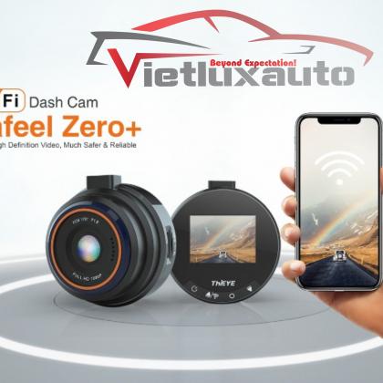 Camera hành trình ThiEYE Dash Cam Safeel Zero+ ( Bản Pro)